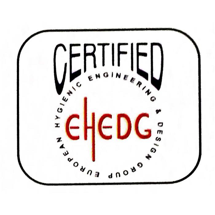 certification ehedg